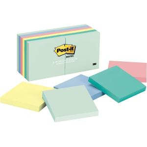 Post-It Notes Marseille Collection 76 x 76mm Pack 12