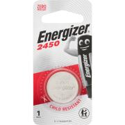 Energizer CR2450 3V Lithium Coin Button Battery