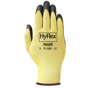 Ansell 11-500 Hyflex Cr Cut Resistant Gloves Pack 12