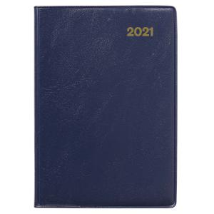 Winc 2021 Pocket Diary A7 Week to View Navy