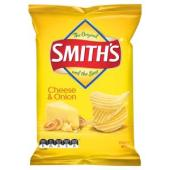 Smiths Chips Crinkle Cut Cheese & Onion 170g