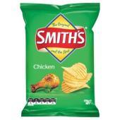 Smiths Chips Crinkle Cut Chicken 170g