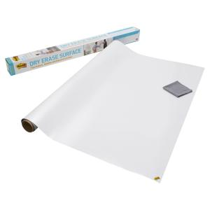 Post-It Dry Erase Surface 2400mm X 1200mm With Cleaning Cloth