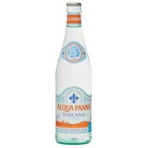 Acqua Panna Still Mineral Water Glass Bottle 500ml Carton 24