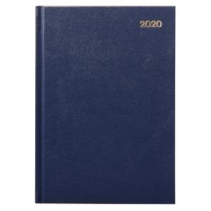Winc 2020 Hardcover Diary A5 Day to Page Navy