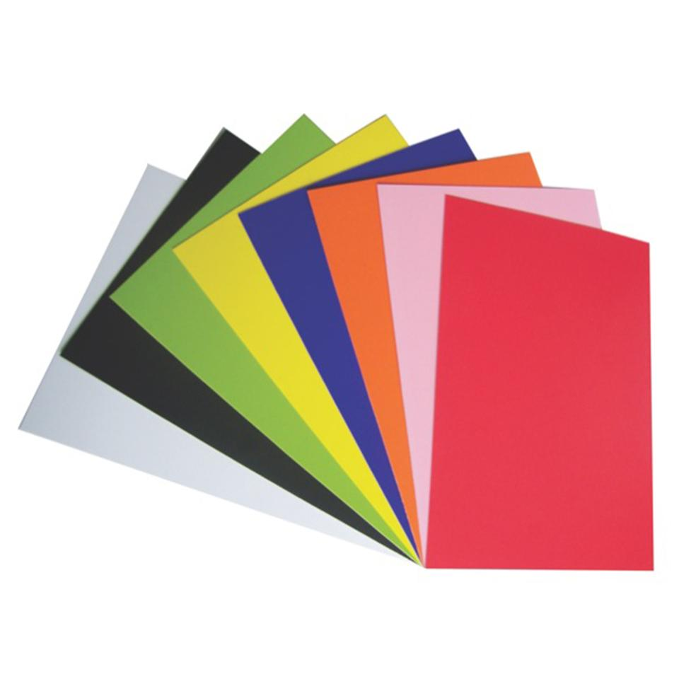 Rainbow A4 Posterboard Assorted Colours Pack Of 10