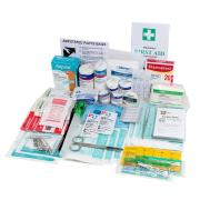 Uneedit First Aid Kit Deluxe Soft Case Travel And Vehicle