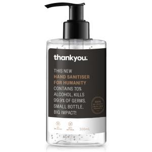Thankyou Antibacterial Hand Sanitiser For Humanity 300ml