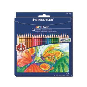 Staedtler Noris Club Pencil Coloured Set 24