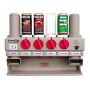Aromacup Beverage Dispenser Ac600T 2 Tea Bag & 4 Ingredient System