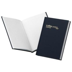 Collins 05700 Notebook A5 384 Page Feint