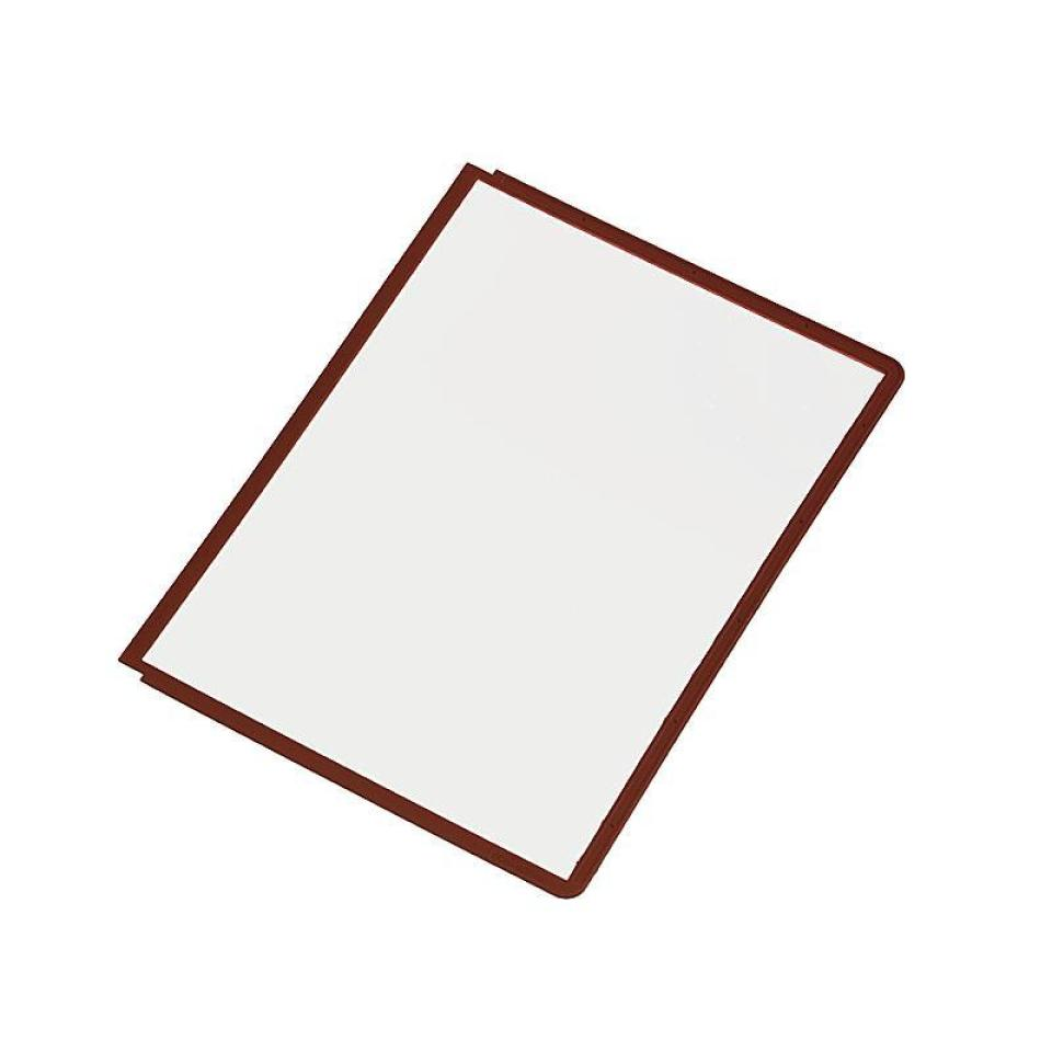 Durable Display System Panels 5606 Red Pack 5