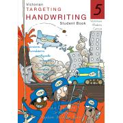 VIC Targeting Handwriting Student Book 5