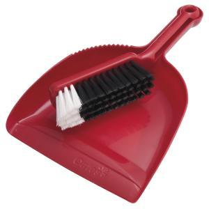 Oates B-10207R Dustpan/Bannister Plastic Oates Red