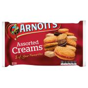 Arnotts Assorted Creams Biscuits 500g