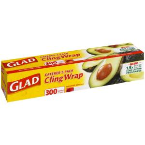 Glad Cling Wrap Caterers Pack 330mmx300m