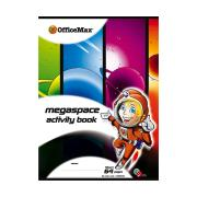 Officemax Megaspace Activity Book 335x245mm 100gsm 64 Pages