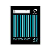 Olympic Mapping Book 225 x 175mm 48 Pages MP248