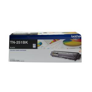 Brother TN-251BK Black Toner Cartridge