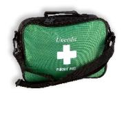Uneedit First Aid Kit Type C Soft Case For Vehicle