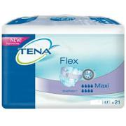 Tena Flex Maxi Extra Large Pack 21 Carton Of 3