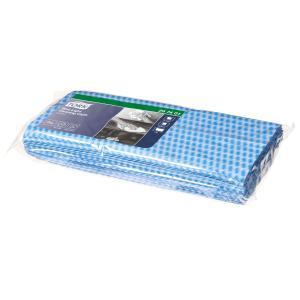 Tork Premium Specialist Cloth Blue Regular 60X30cm Pkt25