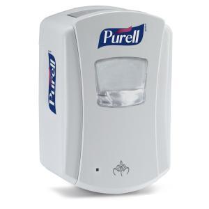 PURELL LTX-7 Touch-Free Dispenser 700ml White