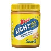 Bega Smooth Light Peanut Butter 470g Jar