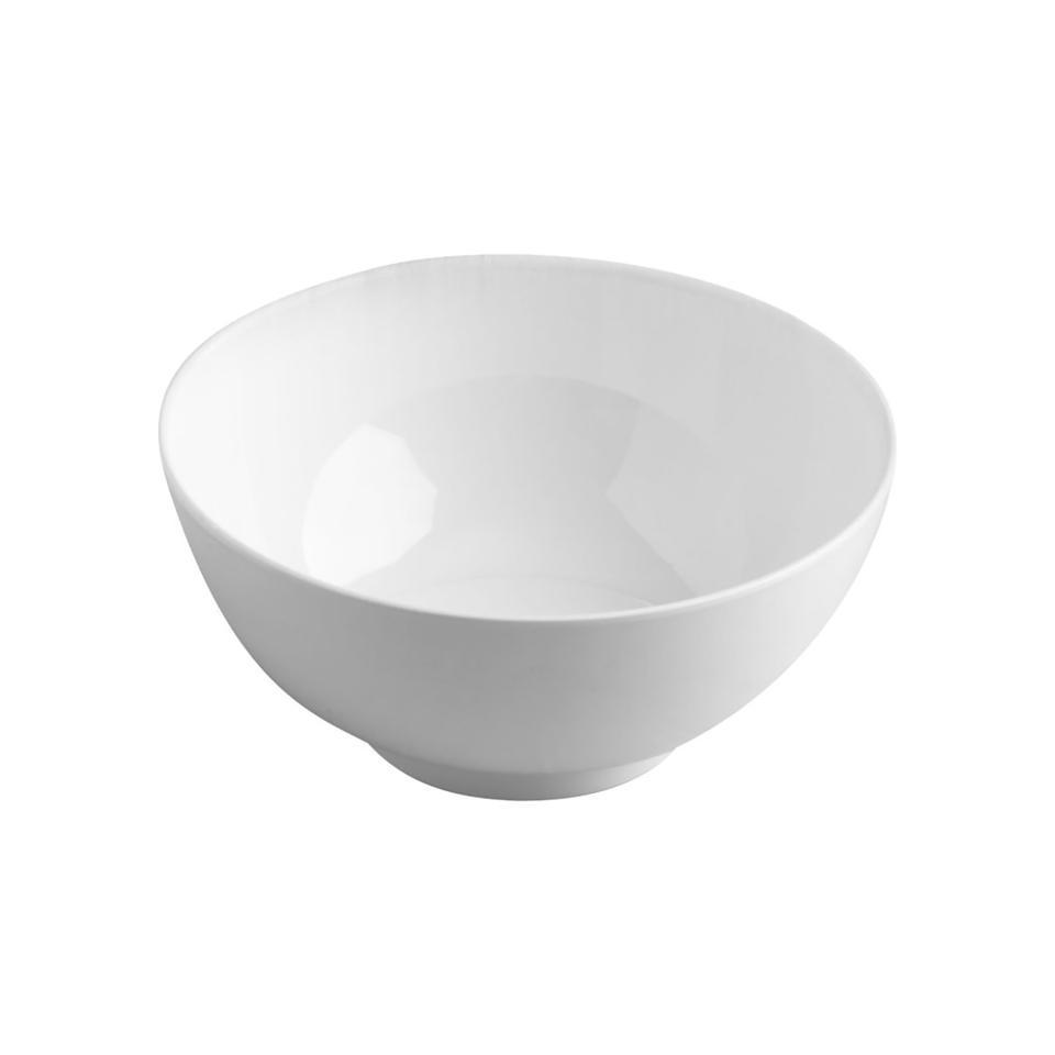 Jab Design Gelato Melamine Noodle/Cereal Bowl 150mm White Box 6