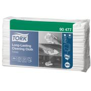 Tork Long Lasting Cleaning Cloth Folded W4 Pack 100 Carton 5
