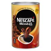 Nescafe Blend 43 Instant Coffee Tin 1kg
