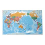 Micador Hema World Super Map 1550 X 990 mm