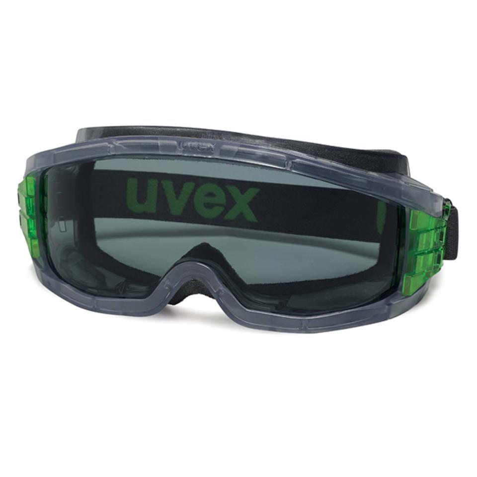 Uvex 9300-219F Lens Only 9301 Grey Anti-Fog Lens  Both Sides Each