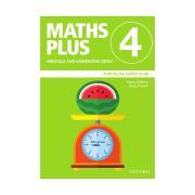 Maths Plus Australian Curriculum Mentals And Homework Book 4 O'brien Et Al 2020 Ed