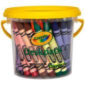 Crayola Deskpack Large Crayons Pack 48