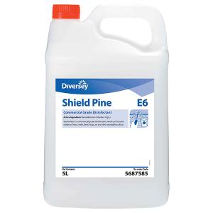 Diversey Shield 5687585 Pine Disinfectant 5L