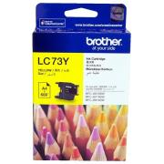 Brother LC73Y Yellow Ink Cartridge