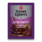 Douwe Egberts Cacao Fantasy Chocolate Sachet 20g Carton 100