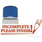 Staedtler Teachers Stamp Incomplete