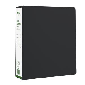 Winc Earth Insert Lever Arch File A4 Black