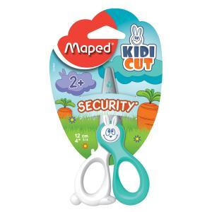 Maped Kidicut Safety Scissors 12cm
