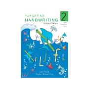 Pascal Press Targeting Handwriting NSW Student Book 2 Jane Pinsker