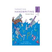 Pascal Press Targeting Handwriting NSW Student Book 1 Jane Pinsker