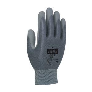 Uvex Unipur 6631 Glove PU Coated Nylon Pair