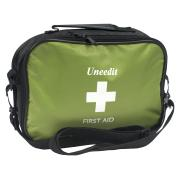 First Aid Kit Complete National Code Vehicles Soft Green Black Case Extra