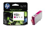 HP 920XL Magenta Ink Cartridge - CD973AA