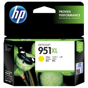 HP 951XL Yellow Ink Cartridge - CN048AA