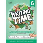 Writing Time 6 (NSW Foundation Style) Student Practice Book