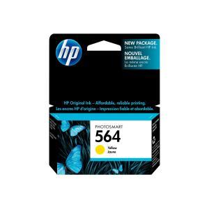 HP 564 Yellow Ink Cartridge - CB320WA