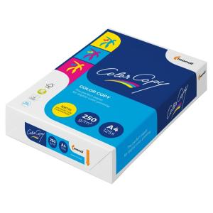 Mondi Color Copy A4 Printer Paper 250gsm White Pack 125